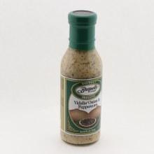Braswell's Vidalia Onion & Peppercorn Dressing 12 oz