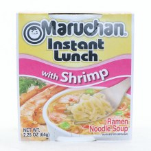 Maruchan Inst Lunch Shrimp