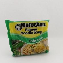 Maruchan Ramen Noodle Soup Chili Flavor