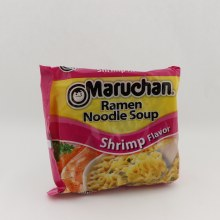 Ramen Noodles Shrimp