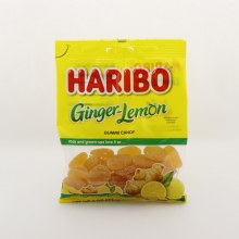 Haribo Ginger Lemon Candy