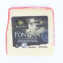 Boars Head All Natural Fontina Cheese