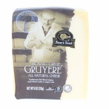 Boars Head Gruyere Cheese