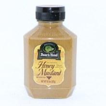 Boars Head All Natural Honey Mustard
