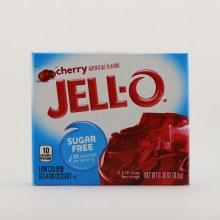 Jello Cherry Sugar Free