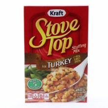 Kraft Stove Top Turkey Stuffing Mix 6 oz