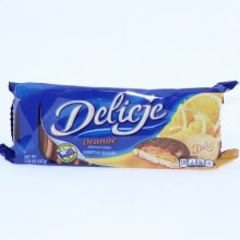 Delicje Orange Biscuits