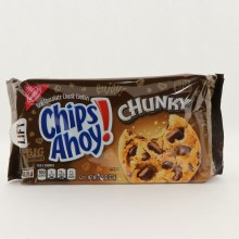 Nabisco Chips Ahoy Chunky Big Chocolate Chunk Cookies