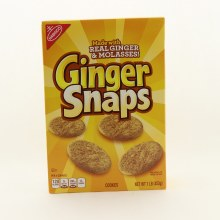 Nabisco Ginger Snaps
