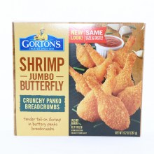 Gortons Shrimp Butterfly