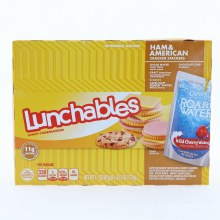 Lunchables American Ham 6 oz