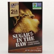 Sugar in the raw turbinado