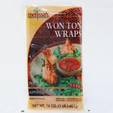 Melissas Won Ton Wraps