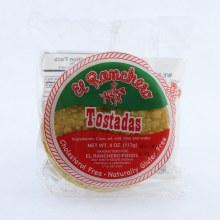 El Ranchero Tostadas De Maiz