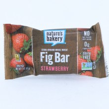 Natures B Fig Bar Strawberry