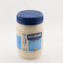Hellmans Light Mayonnaise