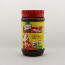 Knorr tomato chicken boullion 15.9 oz