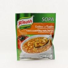 Knorr sopa de coditos 3.5 oz