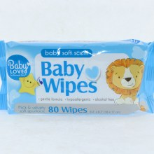 Baby Love Baby Wipes
