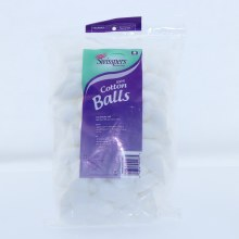 Swisspers 100Per Cent Cotton Balls Perfect For All Your Cosmetic Needs 200 ct