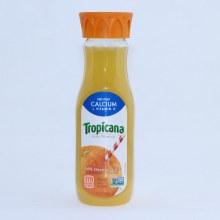 Tropicana Oj + Clcm No Pulp