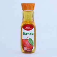 Tropicana Apple Juice Orchard Style. 100Per Cent Juice
