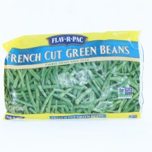 Flav-R-Pac Frozen French Cut Green Beans