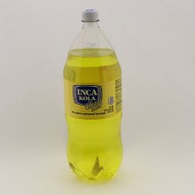 Inca Kola golden cola
