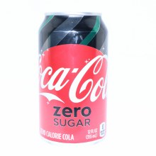 Coca Cola Zero Soda