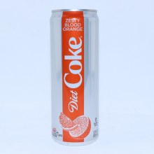 Diet Coke  Blood Orange Flavor  12 FL. oz