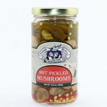 Amish Wed Hot Pickle Mushrooms