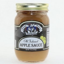 Amish Wed Applesauce