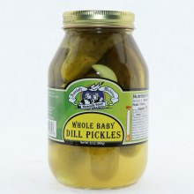 Amish Wed Whole Baby Pickles
