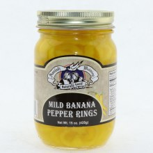 Amish Wed Mild Banana Pepper