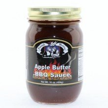 Amish Wed Apple Butter Bbq