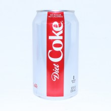 Diet Coke Can No Sugar No Calories 12 FL. oz