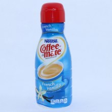 Nestle Coffee Mate French Vanilla Creamer 32 oz