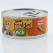 Friskies Poultry Platter