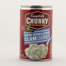 Campbells Clam Chowder