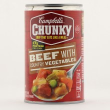 Campbells Chunky Beef