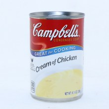Campbells Cream Of Chickn