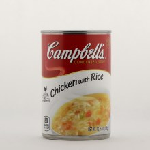Campbells Chicken Rice