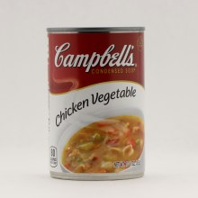 Camps Chicken Vegetable