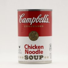 Campbells Chicken Noodles