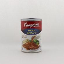 Campbells beef gravy  10.5 oz