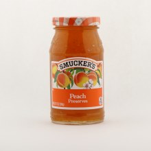 Smuckers Peach Preserves