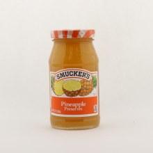 Smuckers pineapple preserve