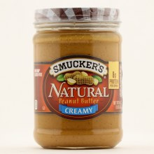 Smuckers Natural Creamy Pb