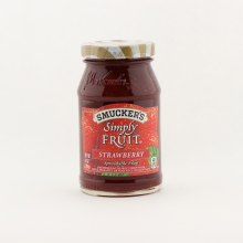 Smuckers simply strawberry