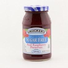 Smuckers SF raspberry 12.75 oz